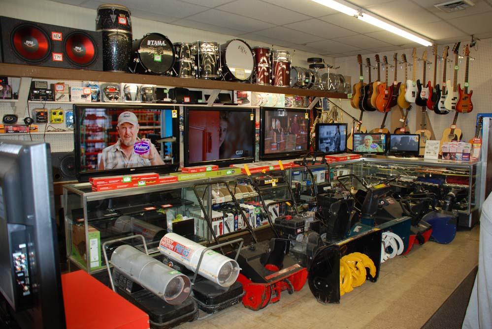 Ohio Loan Co Inc Dayton Pawn Shop Merchandise Photos